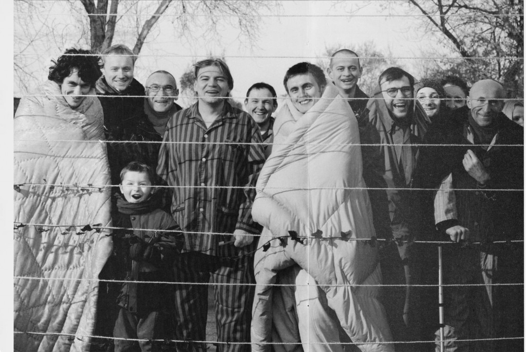 Fig. 5 Zbigniew Libera (b. 1959), Residents (from the Positives series), 2003, photograph, courtesy of Raster Gallery, Warsaw