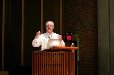 William Kentridge - Public Lecture at the University of Rochester on Sept. 19, 2013