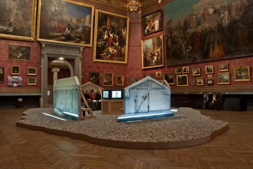 L'abri, Musée de Picardie, Amiens, 2011.