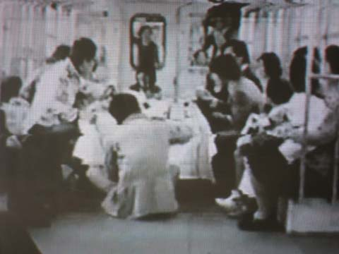 Figure 6. Nakajima Kō and Video Earth, What is Photography?, 1976.