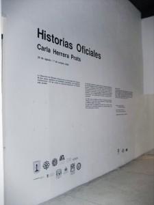 Historias Oficiales