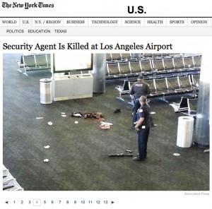 [Figure 1. Screenshot, Embedded slideshow, The New York Times online, 2013]