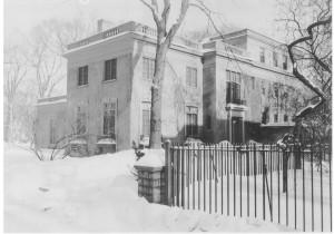 Cunningham residence, 10 S. Goodman St, Rochester