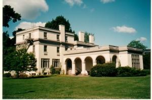 Cunningham residence/RMSC, 2001
