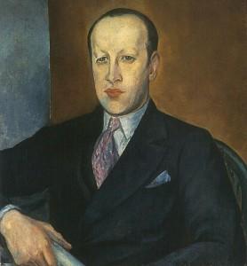 Kathleen McEnery, Eugene Goossens, c.1927