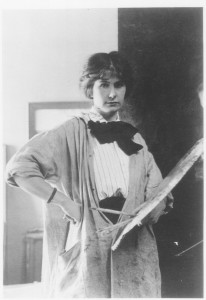 Kathleen McEnery, c. 1910