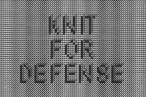 "83708619d Stills from ""Knit for Defense"" (2012) copyright Cat Mazza"