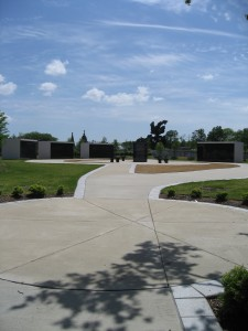 Figure 2. The Katrina Memorial. April 2010. Photograph by the author.