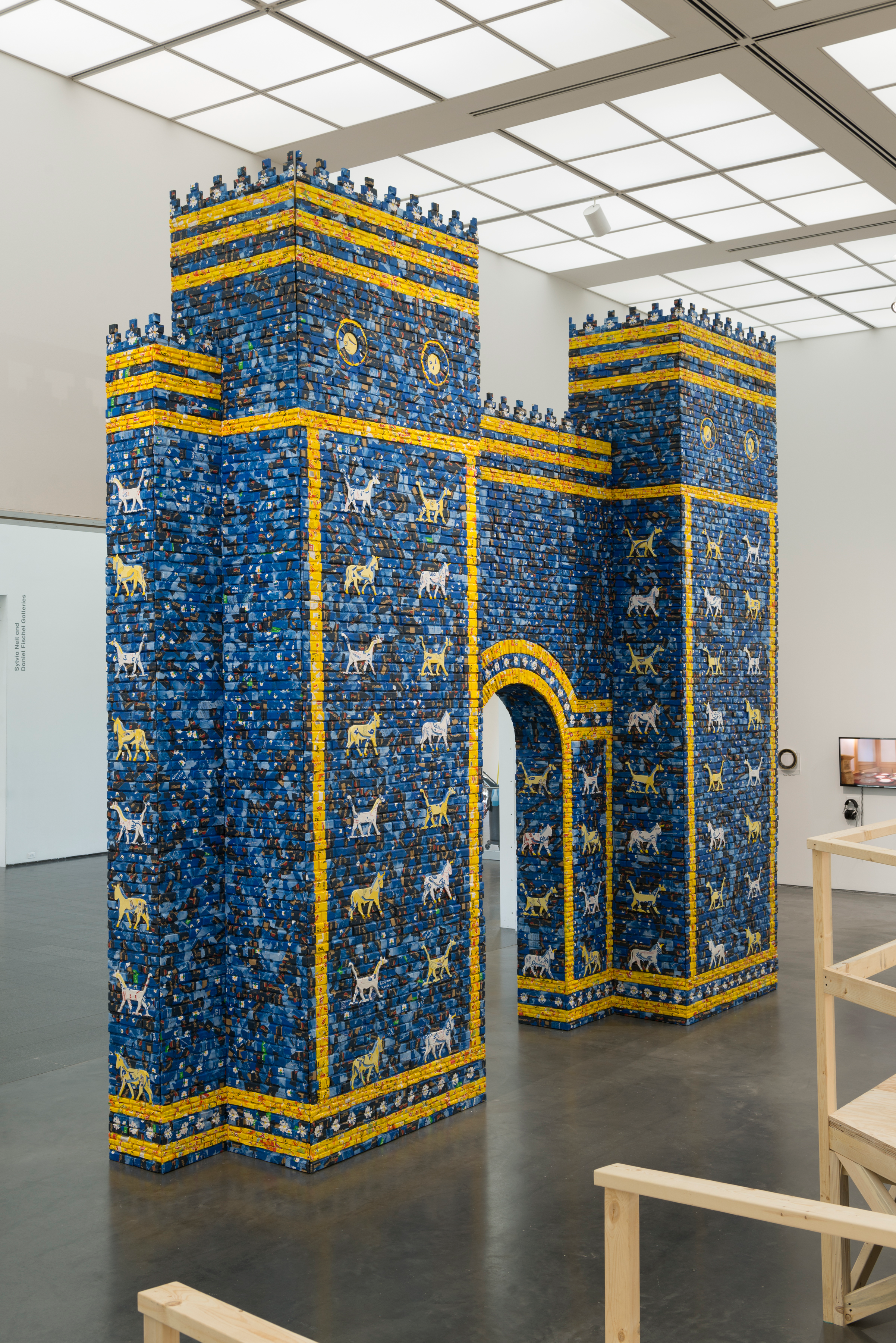 How Heritage Feels: An Artist's Sensuous Archaeology of Iraqi
